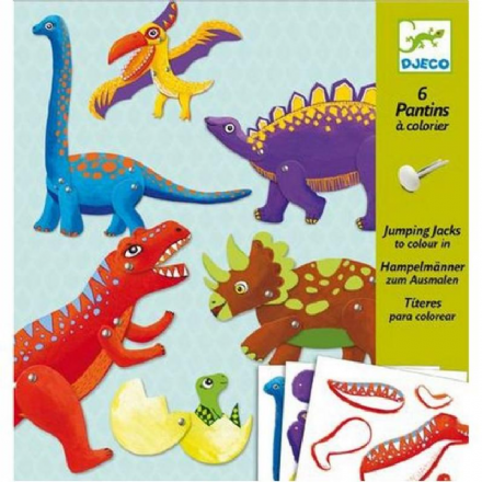 Djeco Dinos - Art Set